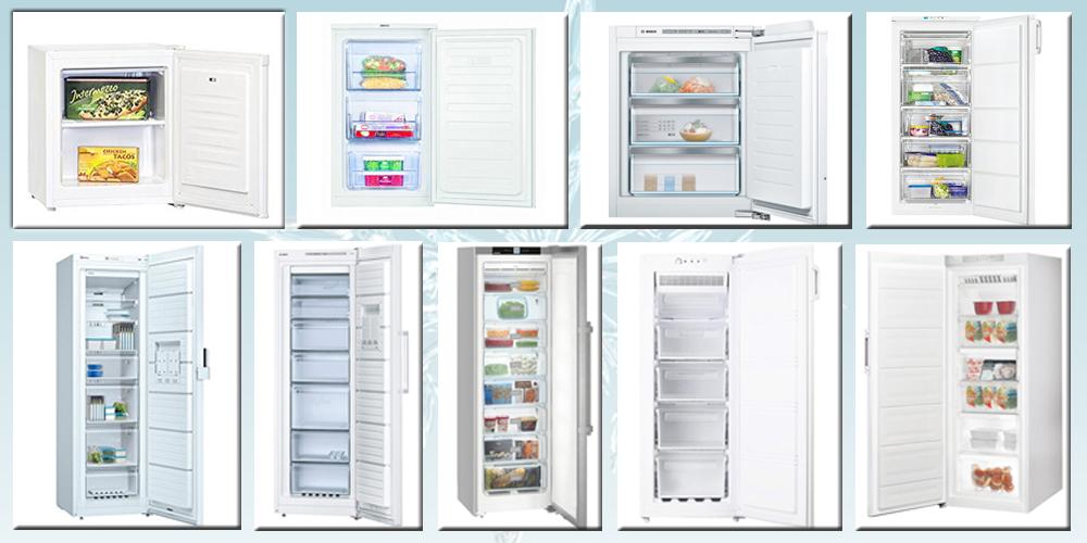 Mejores congeladores verticales del 2020